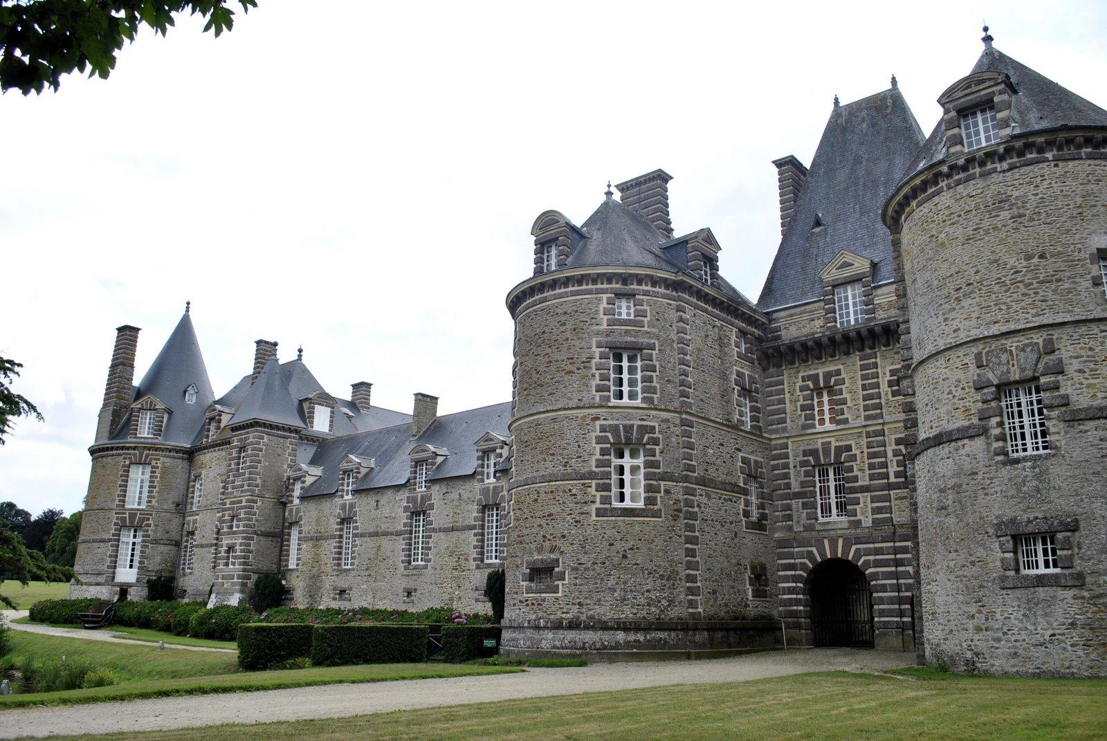 Un Regard Partag U00e9  Chateau De Canisy
