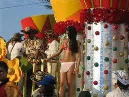 Batalla de Flores del Carnaval de Barranquilla 2010