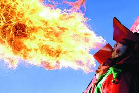Danza de los Diablos Arlequines Carnaval de Barranquilla