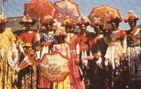 Danza de las Farotas Carnaval de Barranquilla