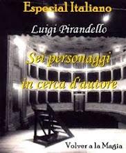 Especial Italiano: Homenaje a Luigi Pirandello