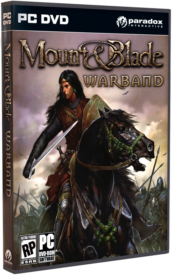mount and blade warband cover art