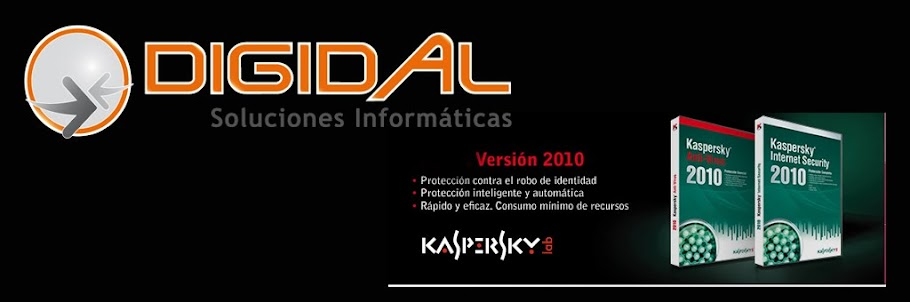 Digidal - El blog