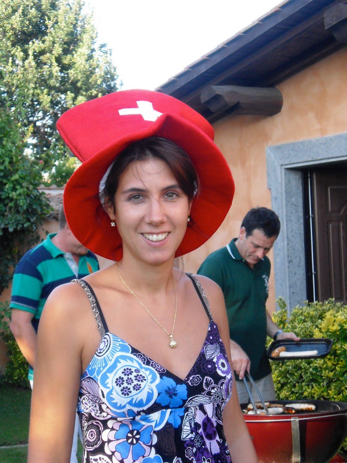 Swiss friends in Infernetto: Salut, Hoi, Hi, Ciao Swiss ...