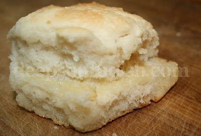 Deep South Dish: Sour Cream 7-up Biscuits