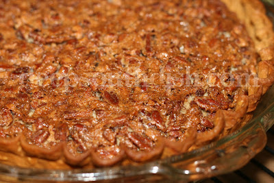Deep South Dish: Classic Old Fashioned Southern Pecan Pie