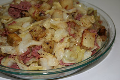 Deep south dish corned beef and cabbage hash corned beef and cabbage hash ccuart Gallery