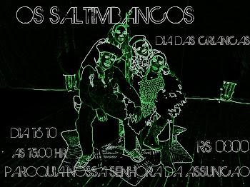 OS SALTIMBANCOS NO DIA DAS CRIANÇAS