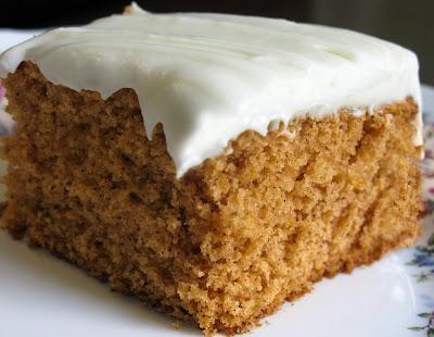 Ingredient Spice Cake