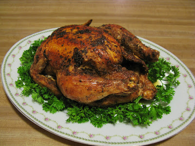 Food for A Hungry Soul: Sunday Roast Chicken