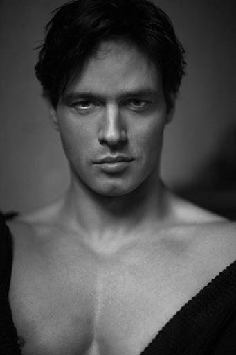 gabriel garko 2009. Gabriel Garko in Vanity Fair