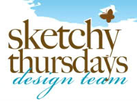 ♥ Sketchy Thursdays Challenge Blog