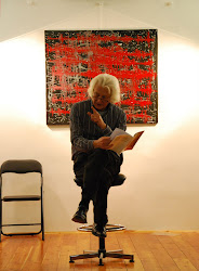 Sergio Davanzo Poetry Reading 2010 in Trieste at Conestabo Art Gallery