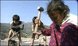 ילדים בעבדות- למצולמים אין קשר לכתבה