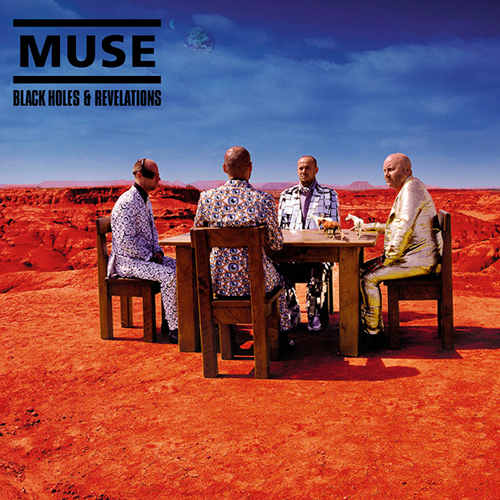 black holes and revelations album cover. Muse - Black Holes amp;