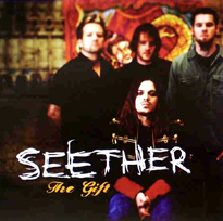 rock album artwork seether karma and effect