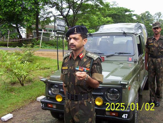 1. Col Aniruddha Gudi