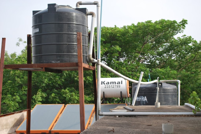 Solar water heaters (2)