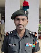 Subedar Pramod Bhoyar