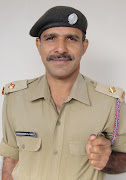 Third Officer Manjunath U Naik
