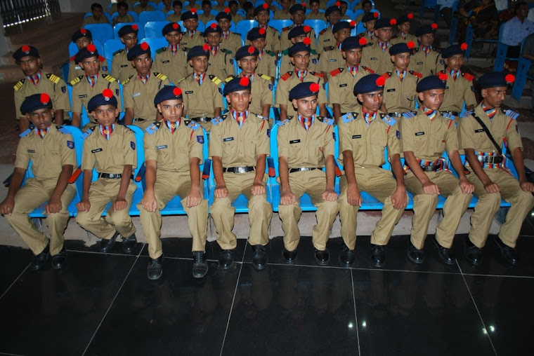 The Cadet Appointments