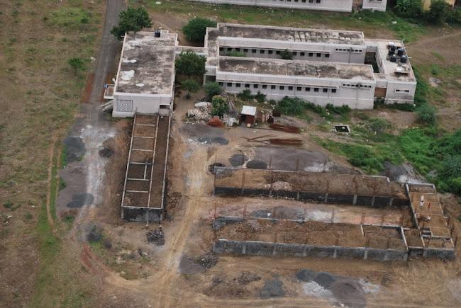 Sainik School Bijapur -Rashtrakoota House under construction 3