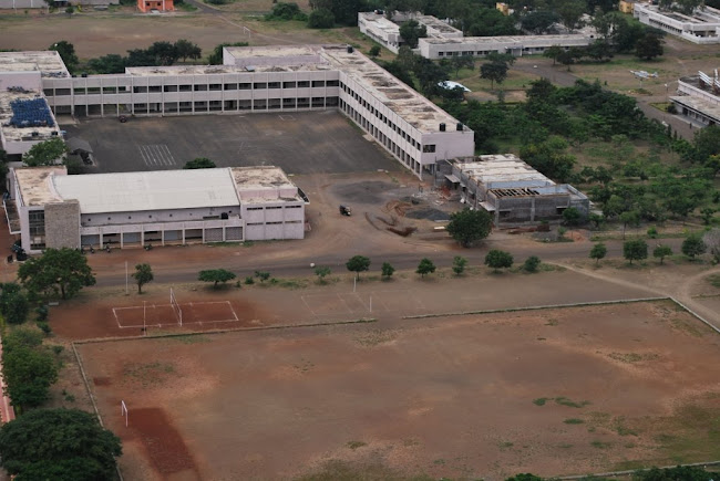 Sainik School Bijapur-main building 9