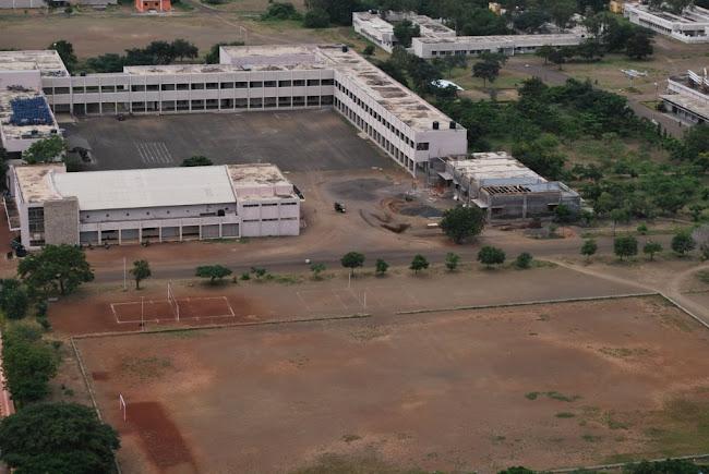 Sainik School Bijapur-main building 9