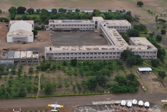 Sainik School Bijapur- mess & main building 2
