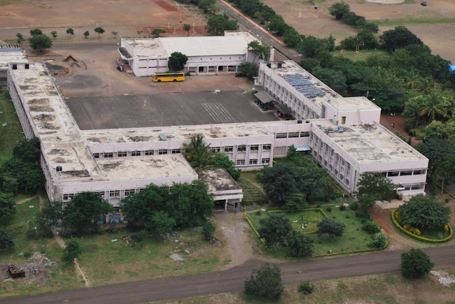 Sainik School Bijapur -main building 6