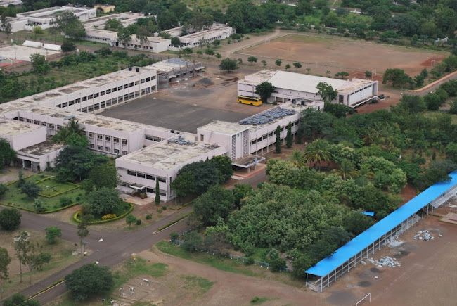 Sainik School Bijapur Main building 4