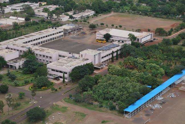 Sainik School Bijapur Main building 4
