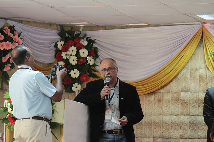 Sunil M Potdar,443,Vij,Vice President,Belgaum Chapter-addressing