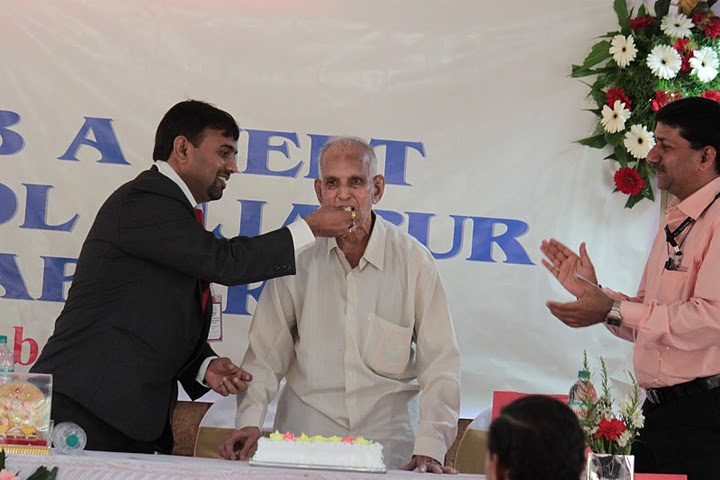 Shree GD Kale Completed 80 Years of fruitful life