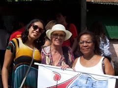 Fé e Cidadania presente no 1º de maio no Morro do Céu