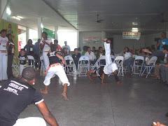 Grupo de capoeira   Arte Rasteira -  Vassouras