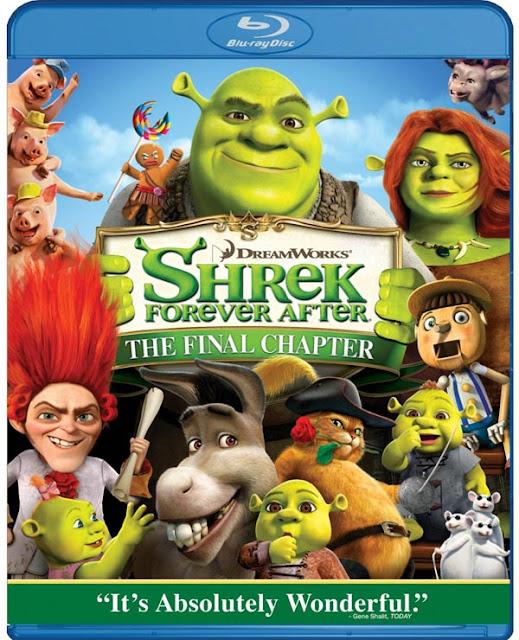 Шрек навсегда / Shrek Forever After (2010) BDRip 720p.
