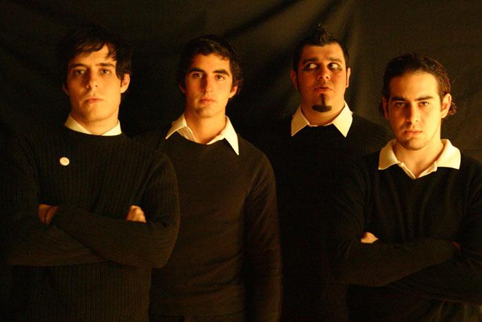 integrantes de la banda panda: