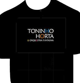 Camiseta Toninho Horta e Orq.Fantasma