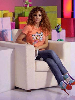 الفنانة ميريام فارس تستعد لالبومها الخليجي