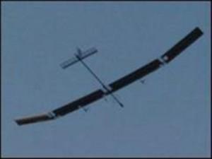 طائرة بدون طيار تحلق لمدة أسبوعين بدون هبوط