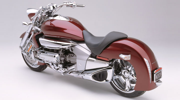 Honda Goldwing Valkyrie renamed Valkyrie   motorcycle