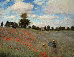 Claude Monet's Poppies