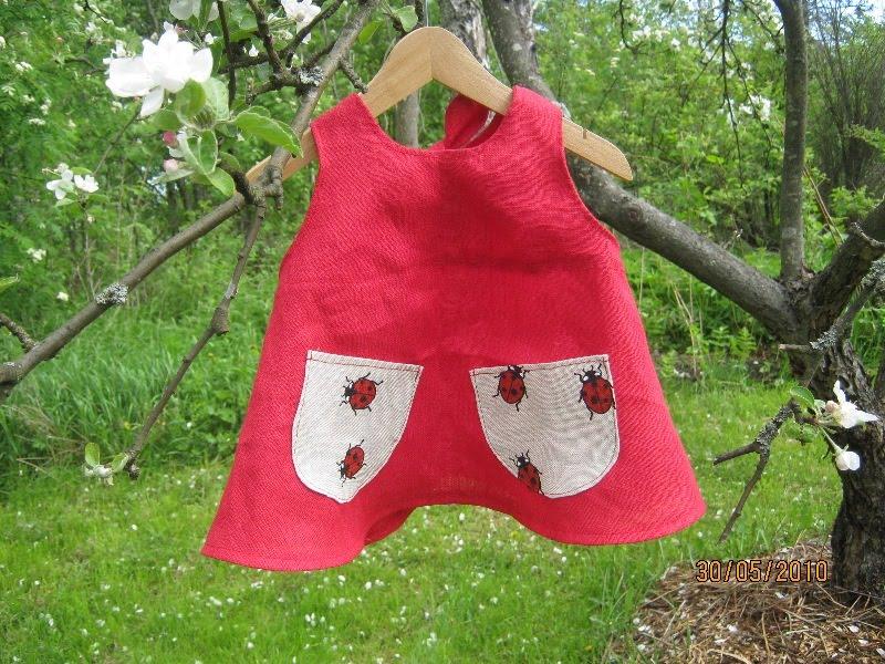 Vans Käsilaukku : Lilan luomukset mekkoja ja kasseja pellavaa unikkoa