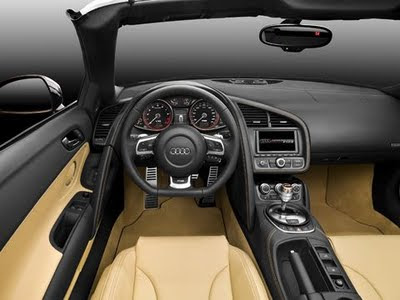 2010 Audi R8 Spyder wallpapers