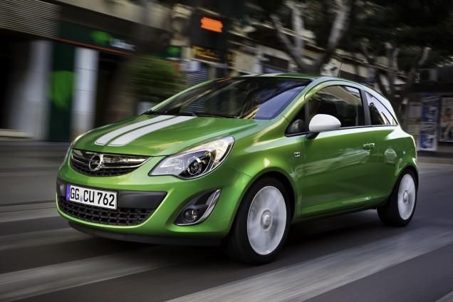 New Opel Corsa Utility 2011. Opel Corsa FL