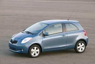 Autos Limited Edition Toyota Yaris 2007