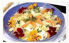 Salada de Endívia Com Mexerica (salada de Flores)