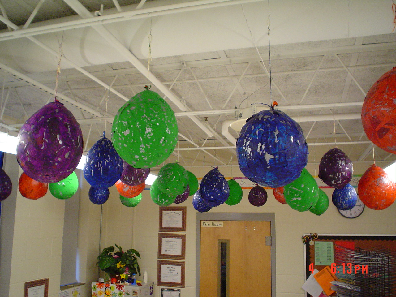 MNPS Chihuly Art Lessons: Chihuly Style at Gra-Mar Middle School ...