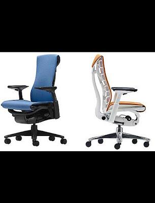 Идеальное кресло Miller